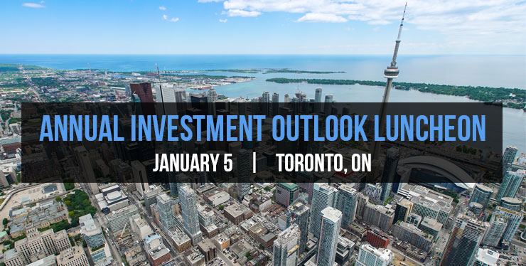 Annual Investment Outlook Luncheon 2017