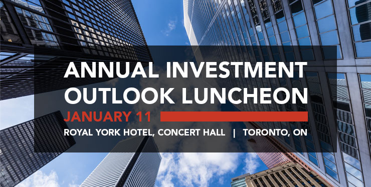 Annual Invest Luncheon