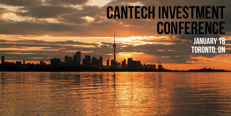 Cantech Investment Conference Toronto 2017