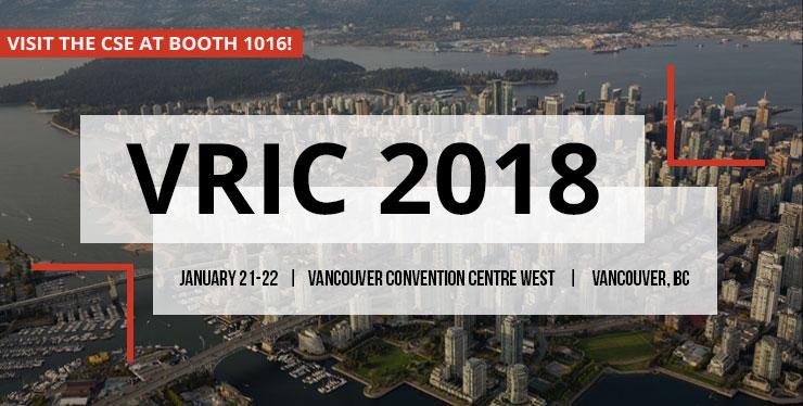 VRIC 2018 Event