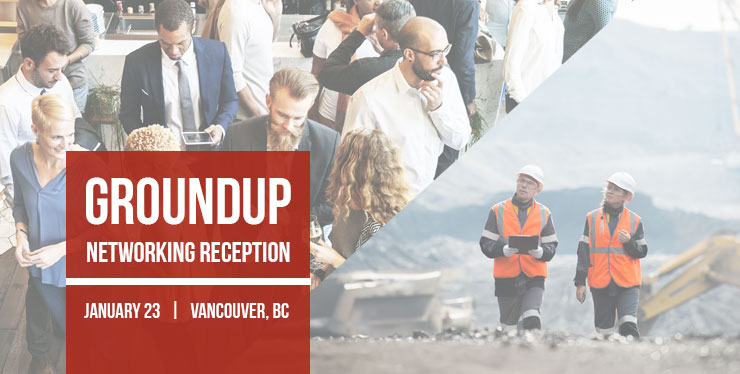 Micromine & Friends' Inaugural GroundUp Networking Session