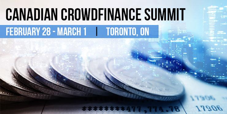 Candian Crowdfinance Summit 2017
