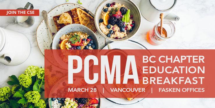 PCMA Breakfast
