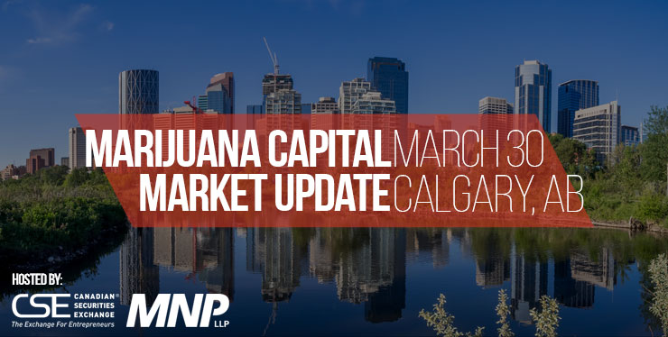 Marijuana Capital Market Update CSE Website