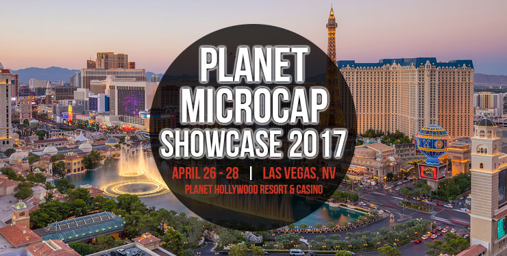Planet MicroCap Showcase 2017 | Las Vegas