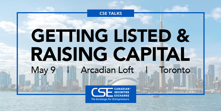CSE Talks Getting Listed Toronto