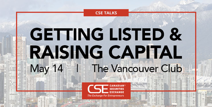 CSE Talks Getting Listed