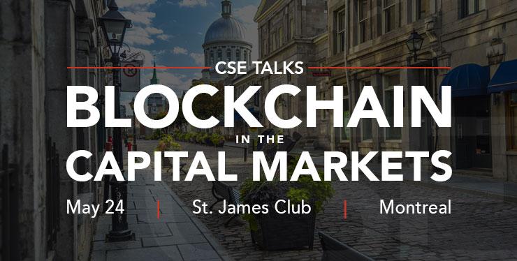Blockchain Capital Markets Montreal