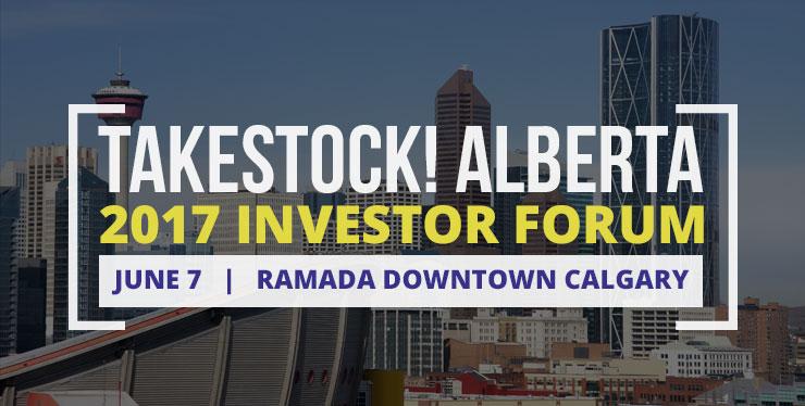 TakeStock! Alberta Investor Forum Image