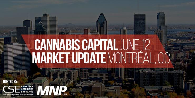 Cannabis Market Update