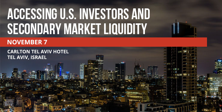 Accessing US Investors header