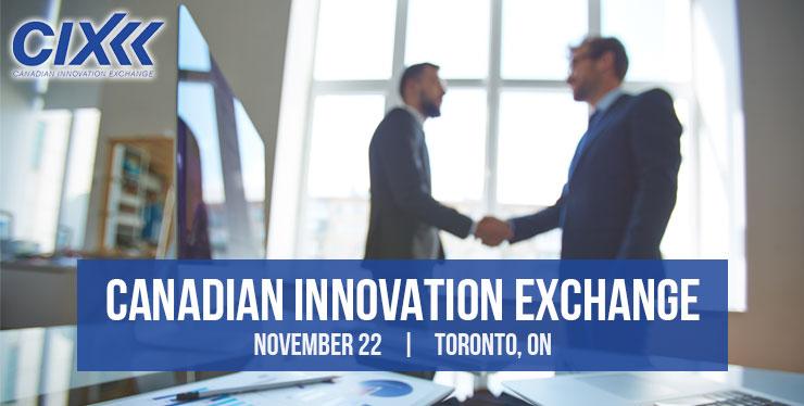 November 22 2016 Innovation Exchange event