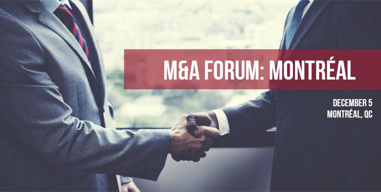 December 5th 2016 MA Forum Montreal Header