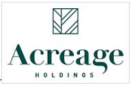 Acreage Holdings, Inc. Floating Subordinate Voting Shares