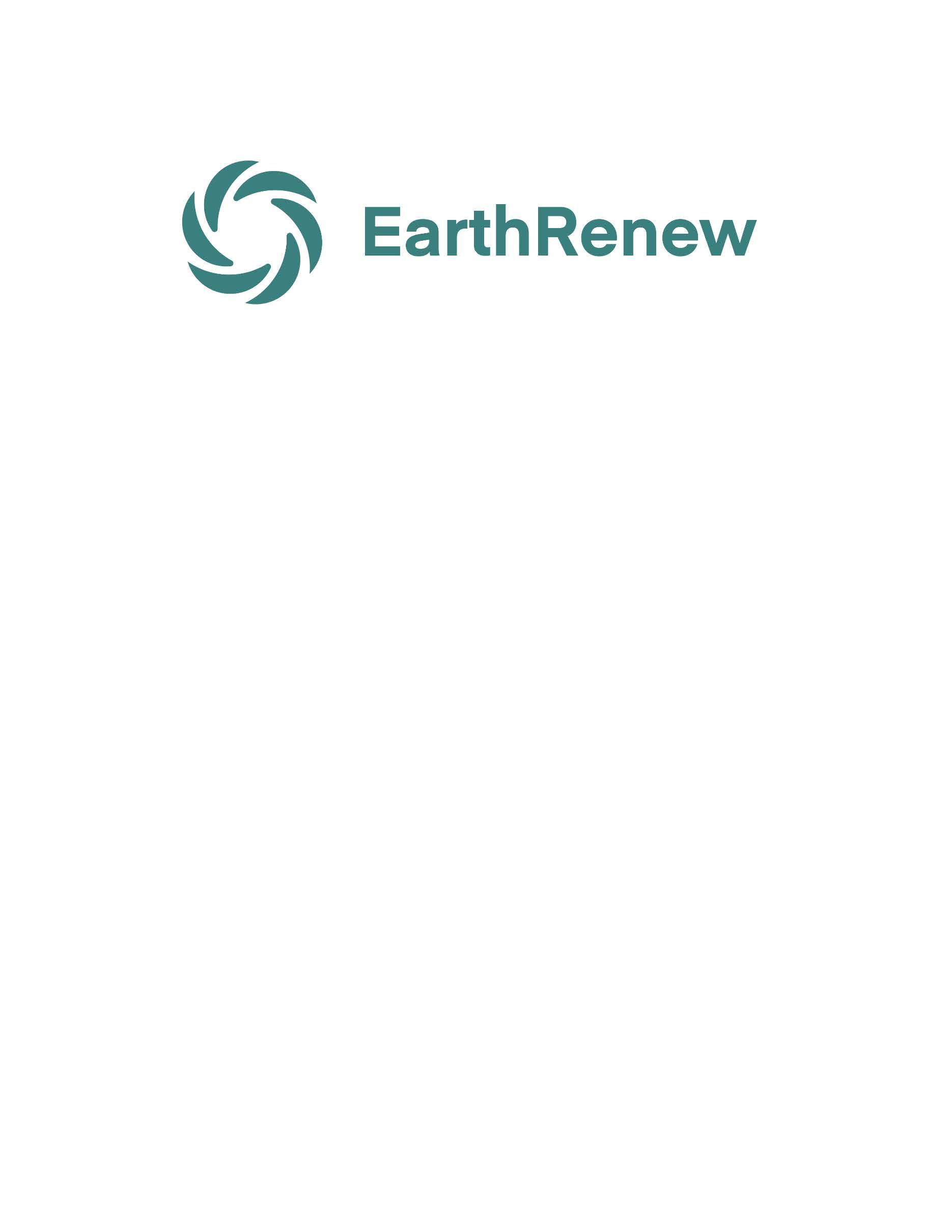 EarthRenew Inc.