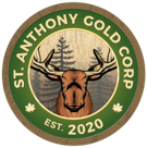 St. Anthony Gold Corp.