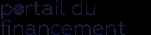 Funding Portal logo en francais