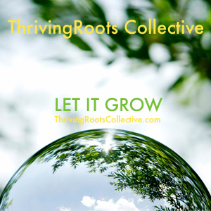 ThrivingRoots Collective Logo