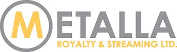 Metalla Royalty logo